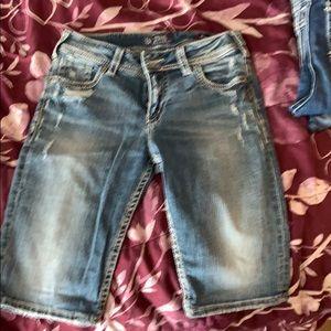 Silvers Bermuda shorts